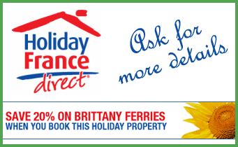 Travel discounts with Brittany Ferries