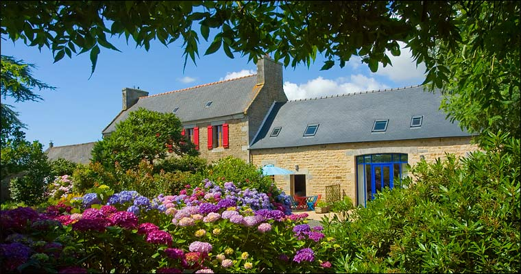 A stunning location for your holiday in France